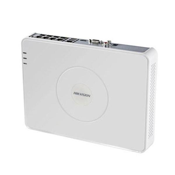 08CH 1080P NVR HIKVISION DS-7108NI-Q1/8P/M / 265+ ເທກໂນໂລຢີໃຫມ່ ເກັບຂໍມູ່ນໄດ້ຫລາຍກ່ວາ