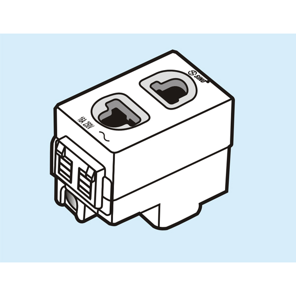 2ole Socket / Lõi ổ cắm điện