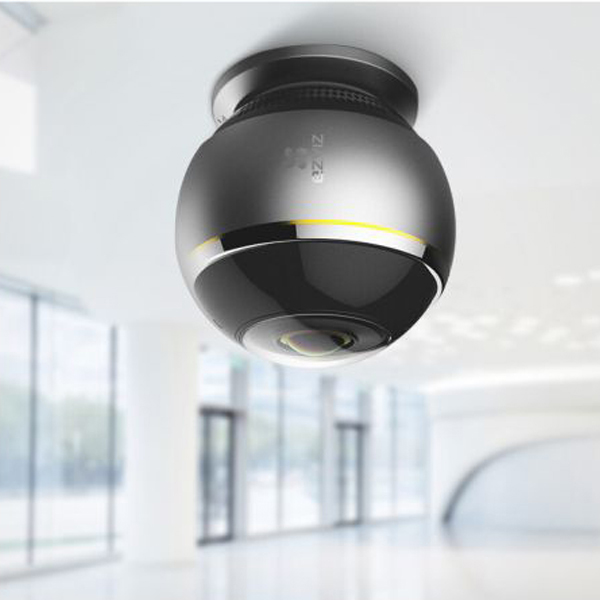 3.0Mpx - 1080P / IP-Wifi 360 Panoramic Camera EZVIZ C6P