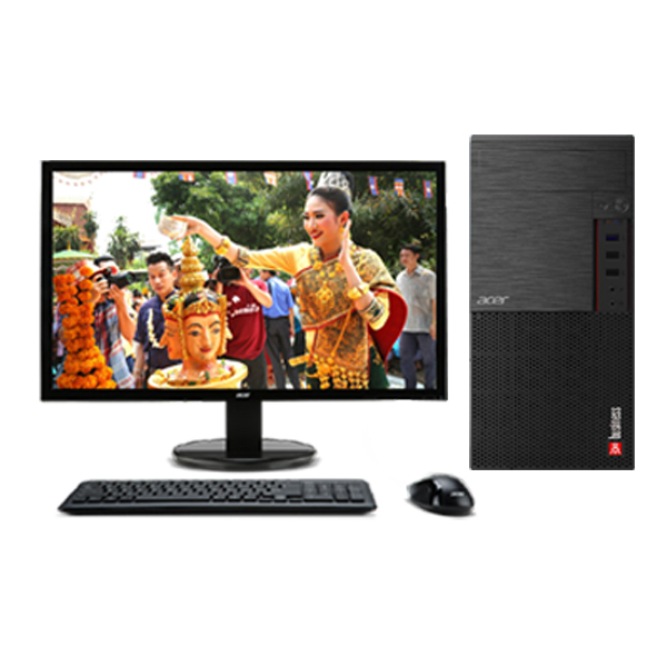 ACER Business E190 / Core™ i3-8100 3.6Ghz | RAM DDR4 8Gb | HDD 1000Gb | DVD | Monitor 19.5