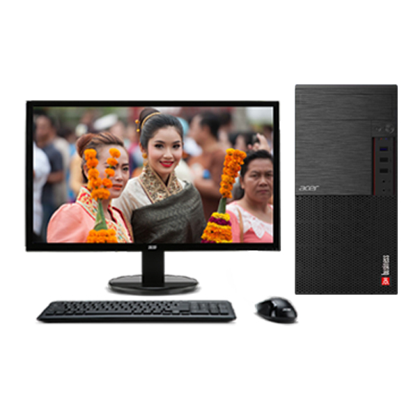 ACER Business E190 / Core™ i5-6500 3.2Ghz(Tubor 3.6Ghz) | RAM DDR4 8Gb | HDD 1000Gb | DVD | Monitor 21.5
