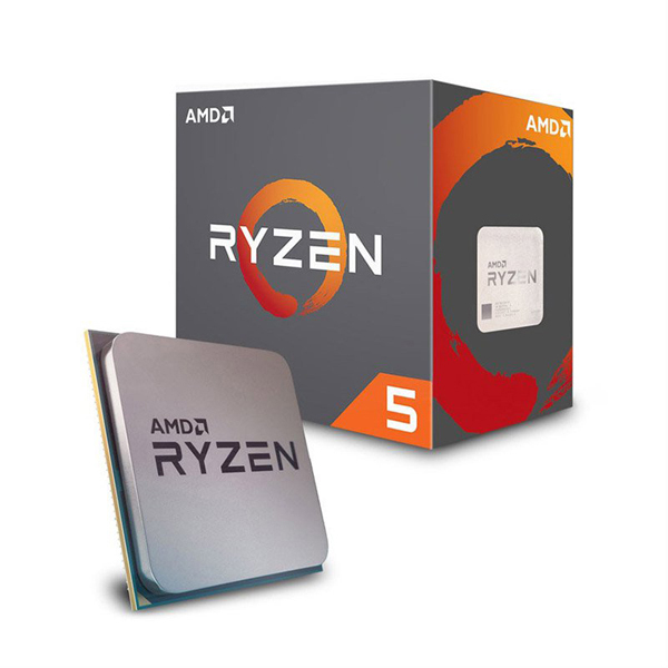 AMD® Ryzen™ 5 2600 3.4Ghz(Tubor 3.9Ghz) / 6 cores - 12 threads / AM4 (TRAY)