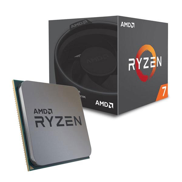 AMD® Ryzen™ 7 2700 3.2Ghz(Tubor 4.1Ghz) / 8 cores - 16 threads / AM4 (TRAY)