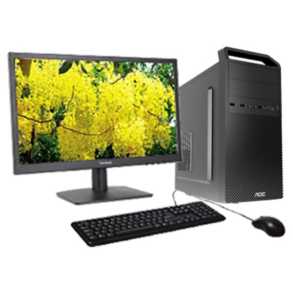 AOC CB110D / Core™ i3-8100 3.6Ghz   RAM DDR4 8Gb   SSD 240Gb   DVD   KB&Mouse   No Monitor