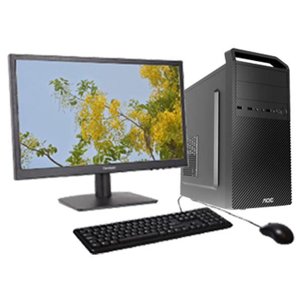 AOC CB110D / Core™ i5-9400 2.9Ghz(Tubor 4.1Ghz)   RAM DDR4 16Gb   NVME 500Gb   DVD   KB&Mouse   No Monitor