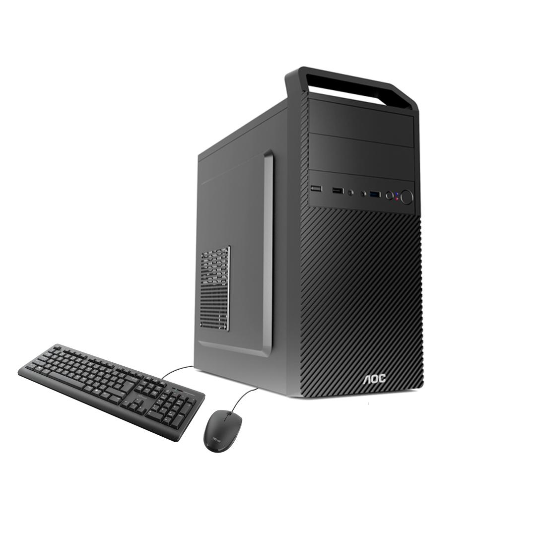 AOC CB112D Core i5-4570 3.2Ghz Tubor 3.6Ghz RAM DDR3 8Gb SSD 240Gb DVD KB-Mouse No Monitor