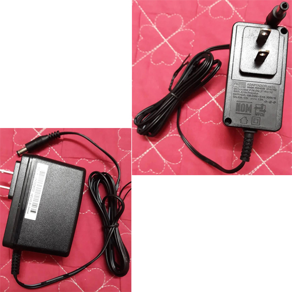 Adapter 12V-1.5A ##5.5x2.5 AcBel for Camera