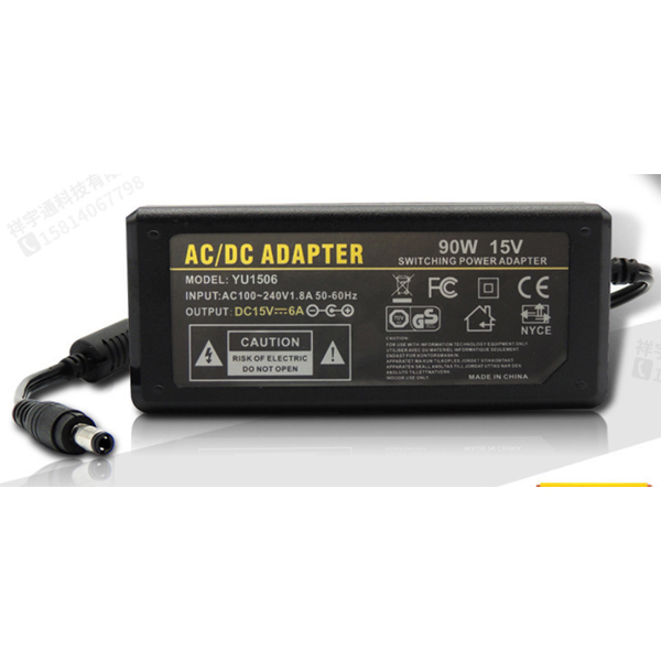 Adapter 15V-6A ##5.5x2.5 OEM