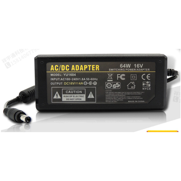 Adapter 16V-4A ##5.5x2.5 OEM
