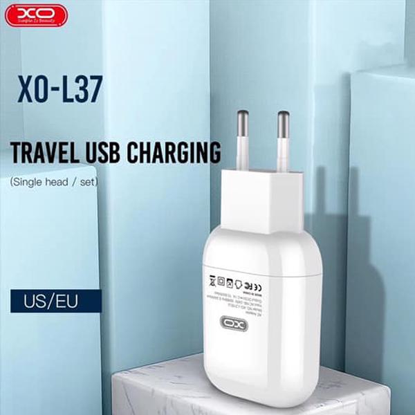 Adapter 2.1A - 1 Plug XO L37