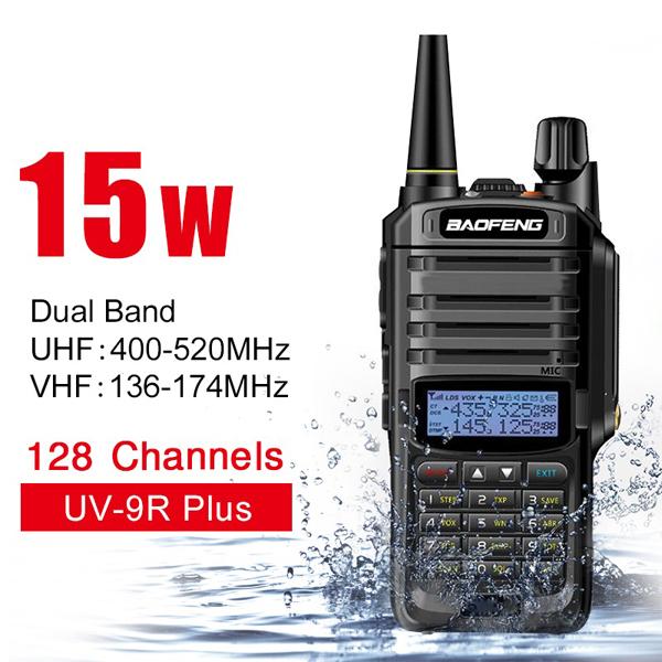 BAOFENG BF-UV9R/LCD 10W FM TRANSCEIVER