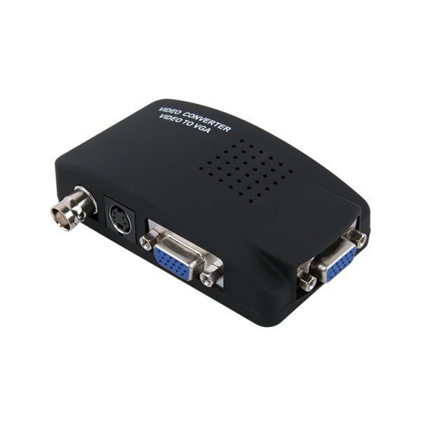 BNC to VGA Box Converter OEM HW-2404