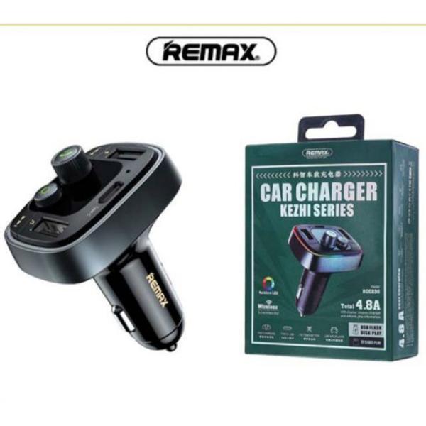 Bluetooth REMAX RCC230 (MP3 FM Music Phone / USB SD Card / Fast Charging)