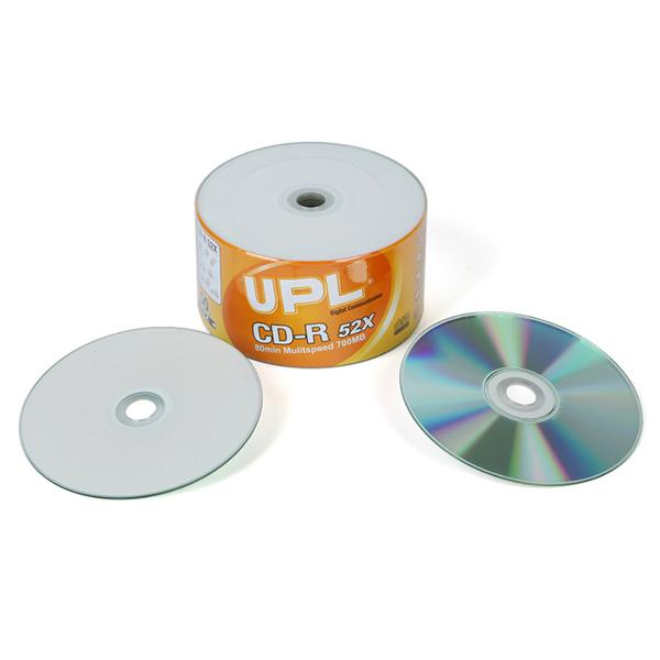 CD-R 50/P 700Mb UPL Printable