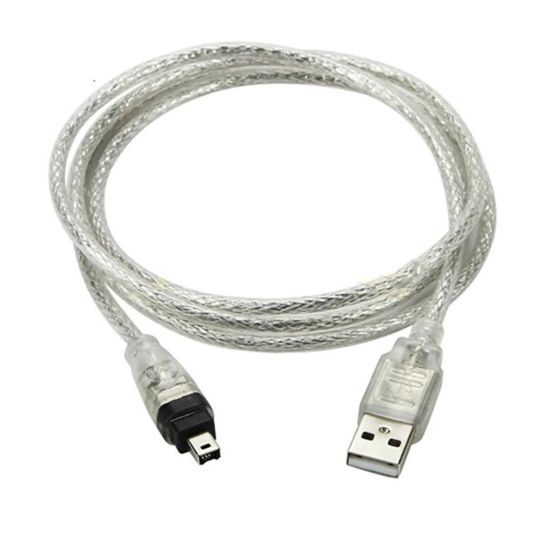 Cable 1394 4P-6P 1.5M GRiS