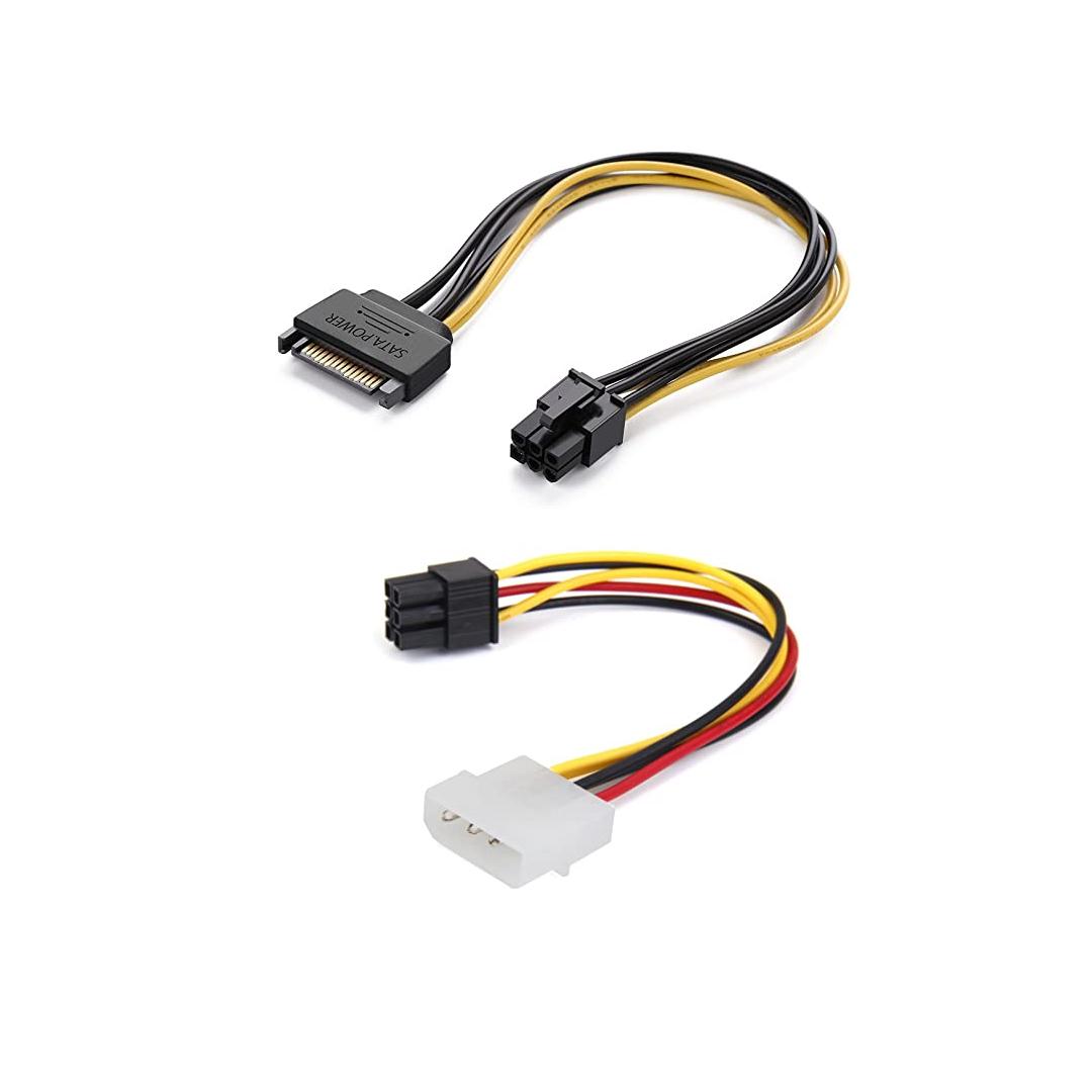 Cable Sata/IDE to 6pin VGA