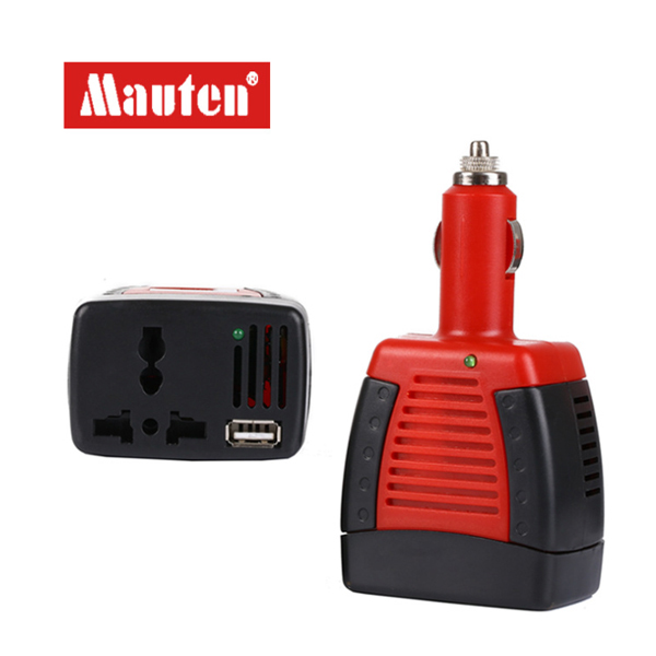 Car Power Inverter 150W DC12V to AC220V LSD-150W-2.1A