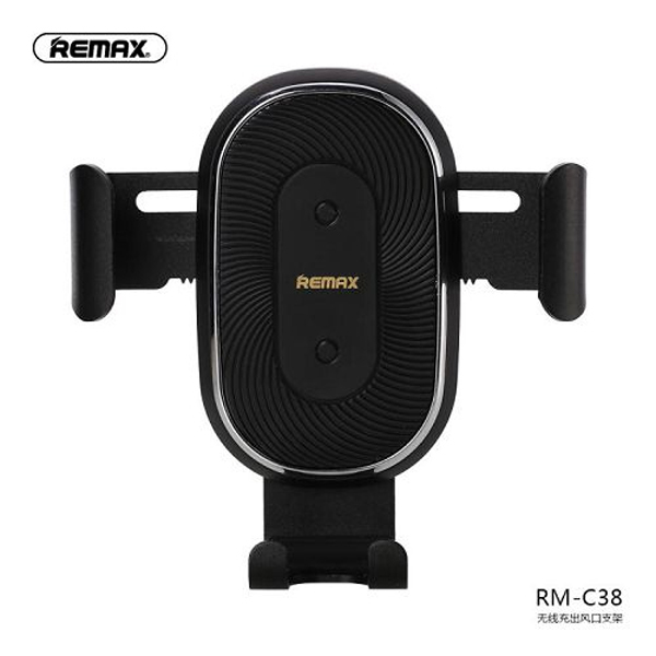 Car phone Holder and Wireless Charger REMAX RM-C38