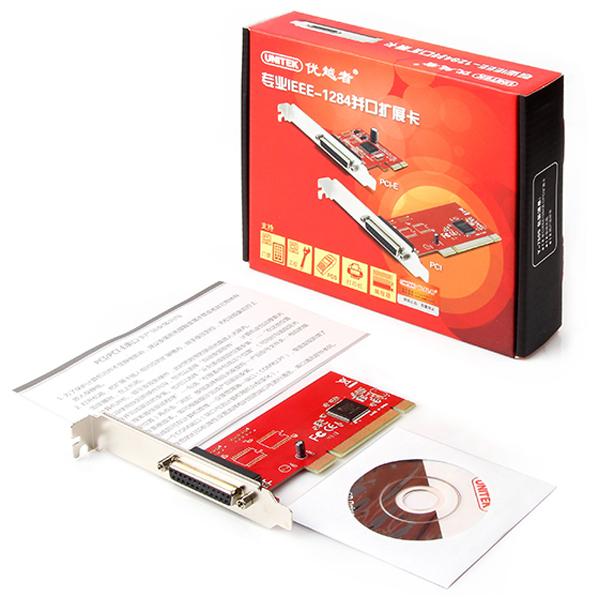 Card PCI to COM25 Unitek Y-7505