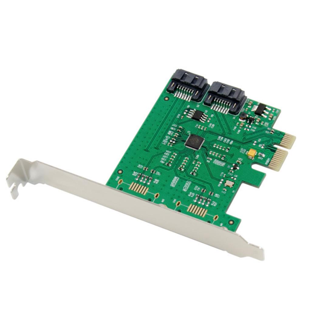 Card PCIex to 2 SATA III SE-SAM9170-2T