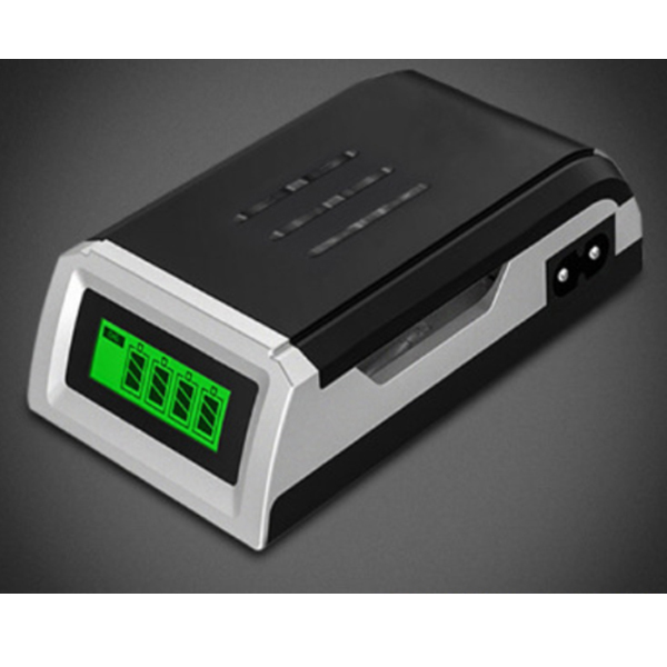 Charger Battery AA/AAA 4Ch (LCD)