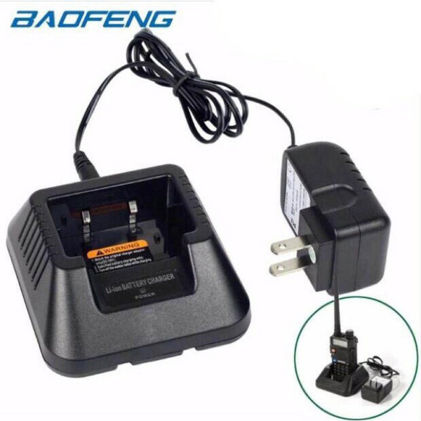 Charger for BF-UV5R