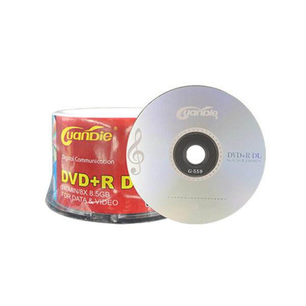 DVD+R DL 50/P 8.5Gb Uandie