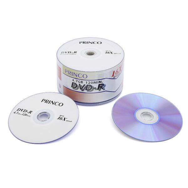 DVD-R 50/P 4.7Gb PRINCO