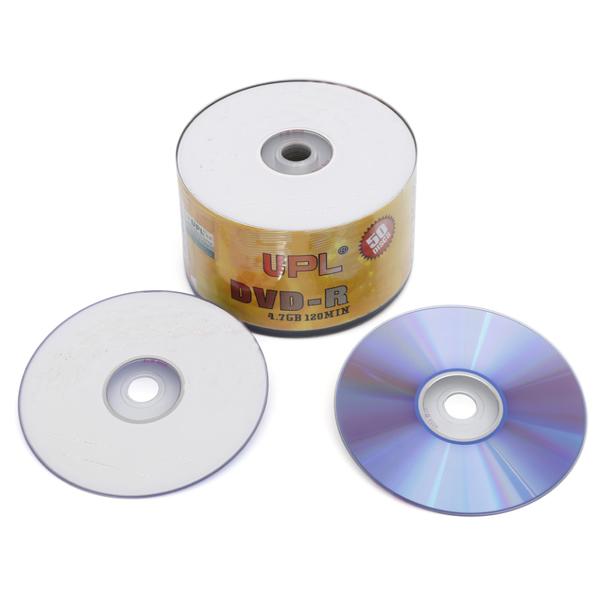 DVD-R 50/P 4.7Gb UPL Printable