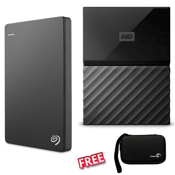 External HDD 1Tb 2.5'' WD / Seagate / Toshiba