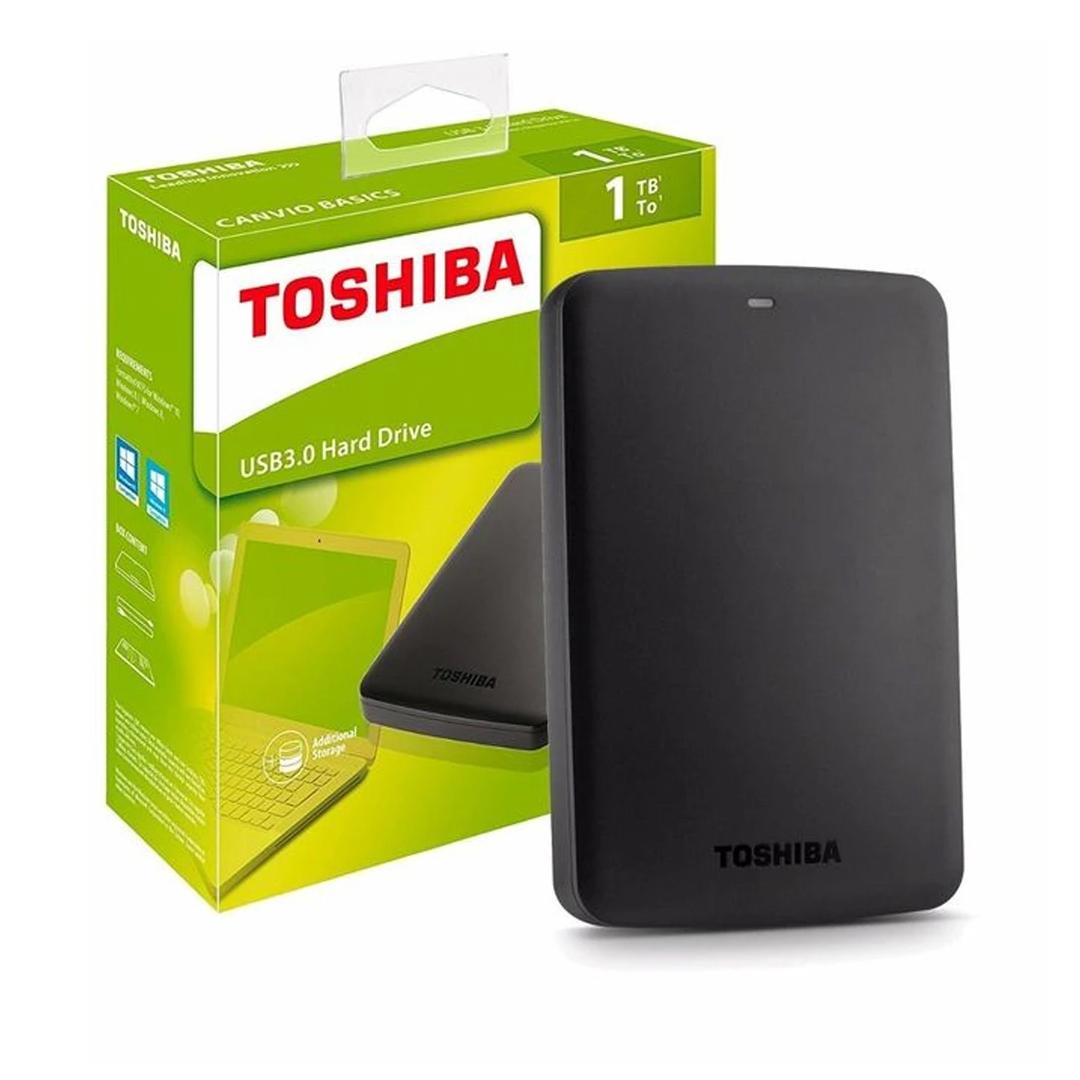 External HDD 1Tb 2.5