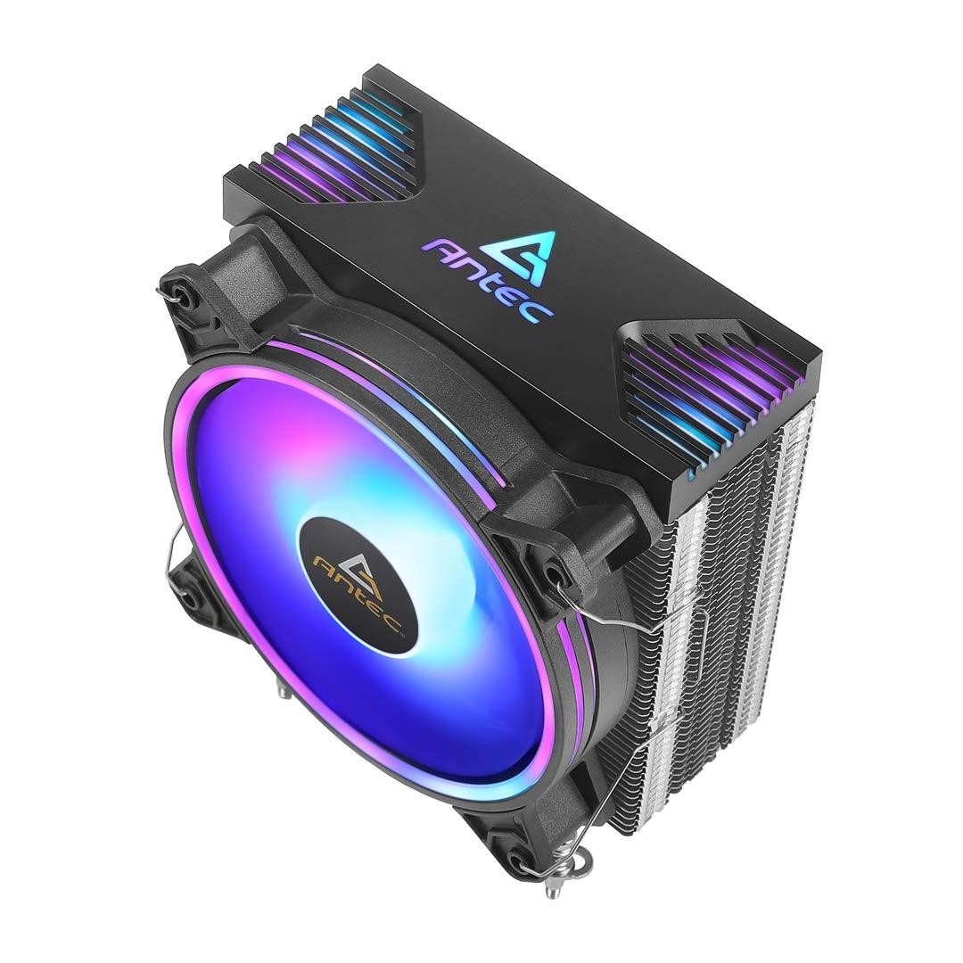 FAN CPU LGA115x / AMD ANTEC Frigus Air 400 NEON / RGB