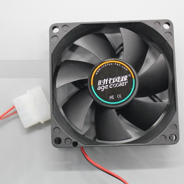 FAN OEM Black / 8cm Model 8025