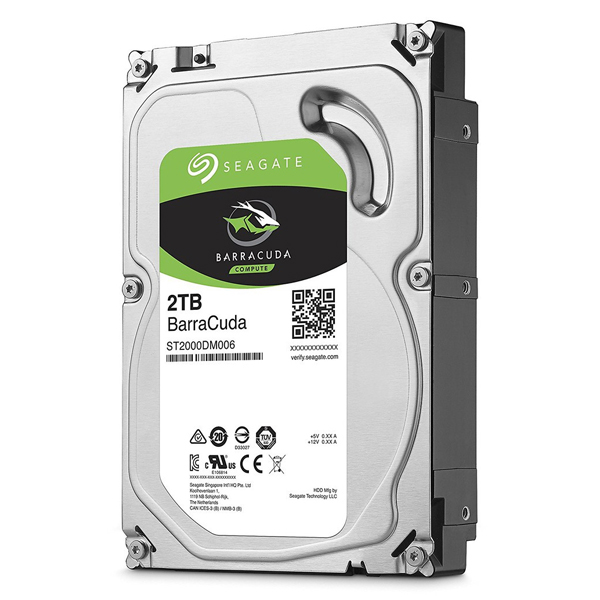 HDD 2000Gb Sata for PC/CCTV