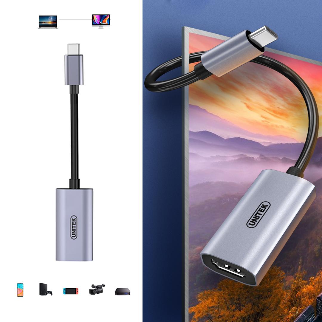 HDMI to Type-C Capture Unitek V141A