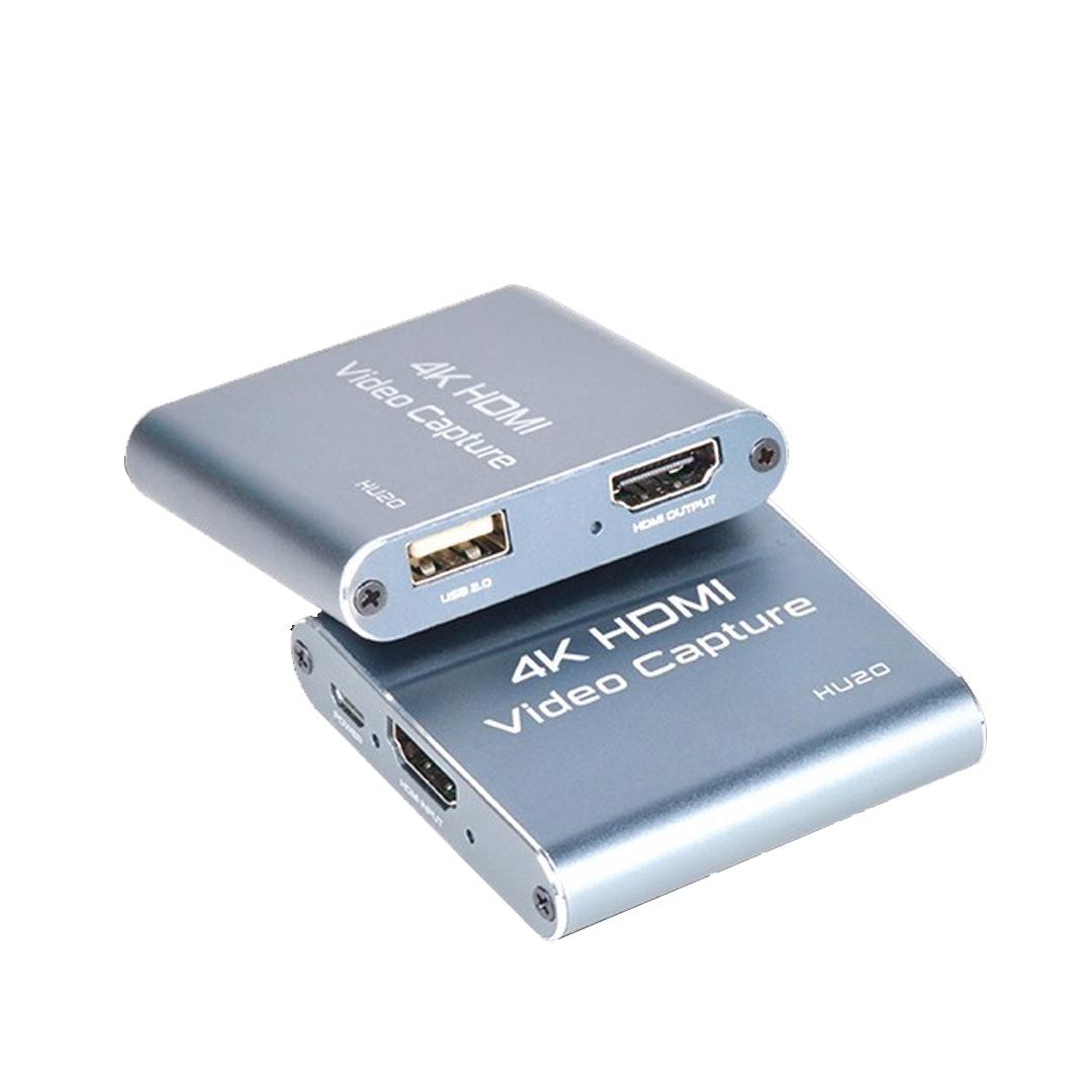 HDMI to USB 2.0 Box Capture FJGEAR FJ-HU20