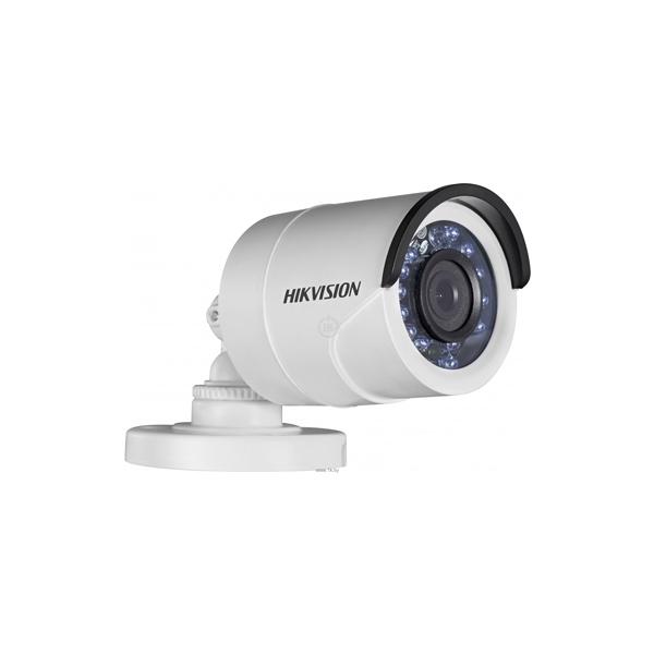 HDTVI 1.0Mpx - 720P / Bullet Camera HIKVISION DS-2CE16C0T-IR