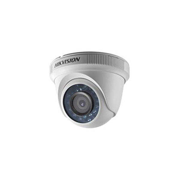 HDTVI 1.0Mpx - 720P / Dome Camera HIKVISION DS-2CE56C0T-IR