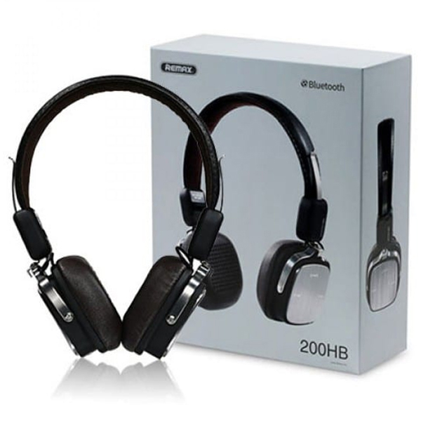 Headphone Bluetooth Earpad REMAX 200HB