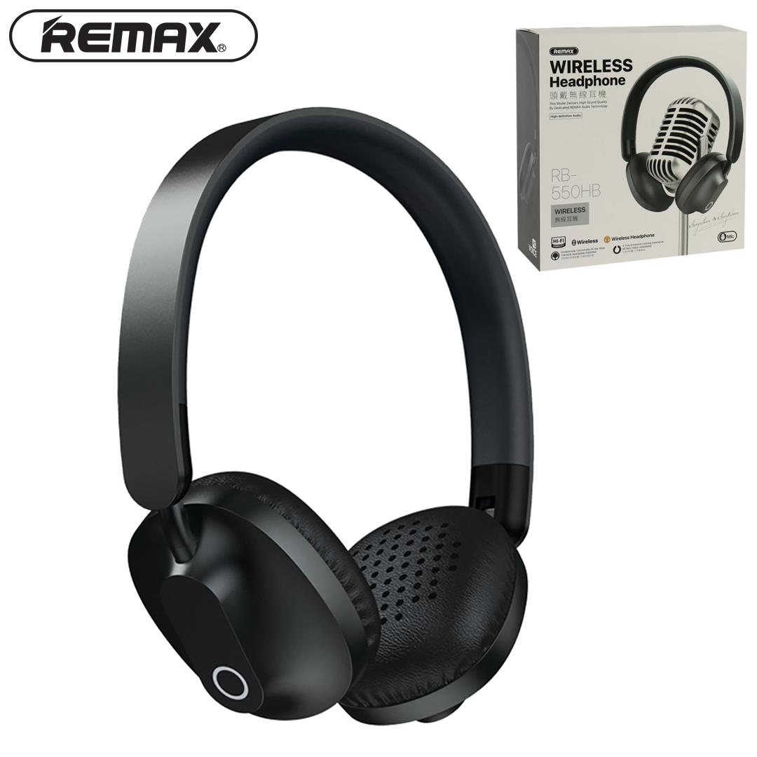 Headphone Bluetooth Earpad REMAX RB-550HB