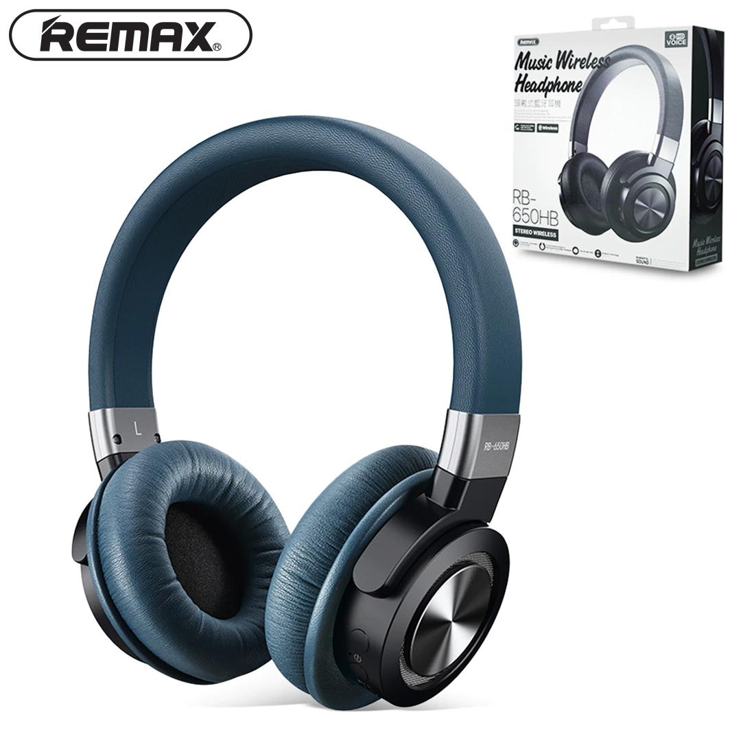 Headphone Bluetooth Earpad REMAX RB-650HB