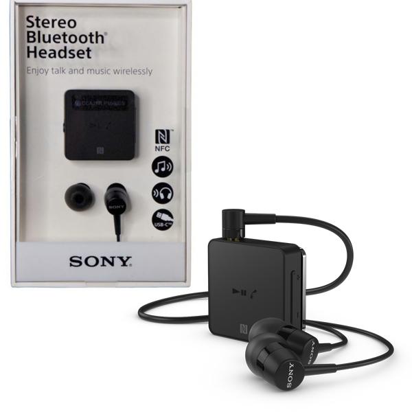 Headphone Bluetooth In-ear SONY SBH24