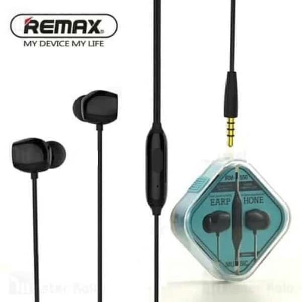 Headphone In-ear REMAX RM-550