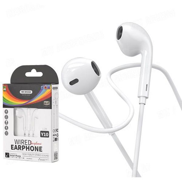 Headphone In-ear REMAX WEKOME Y10