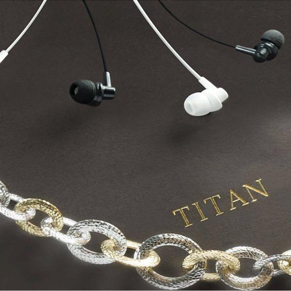 Headphone In-ear TiTan TN01