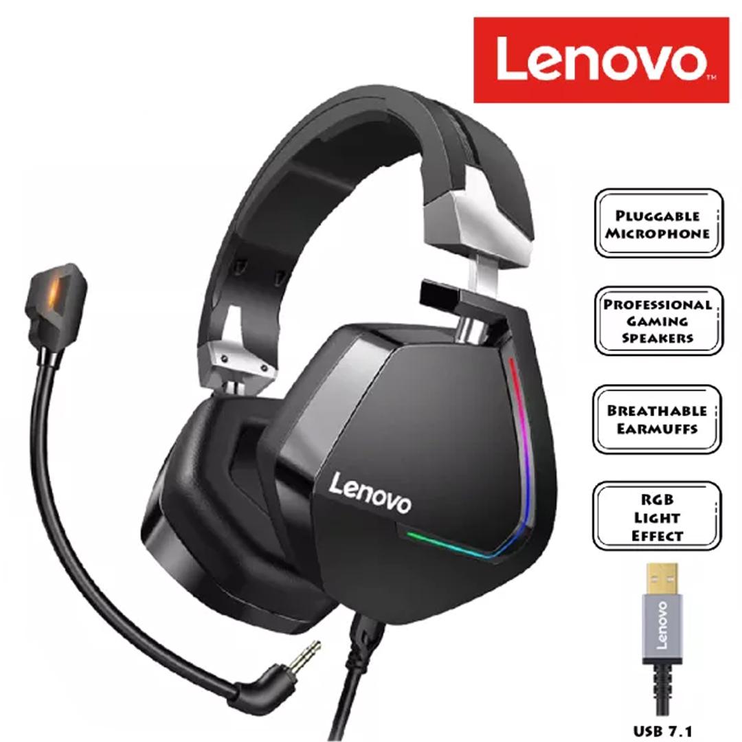 Headphone Lenovo H402 / USB Sound 7.1 RGB