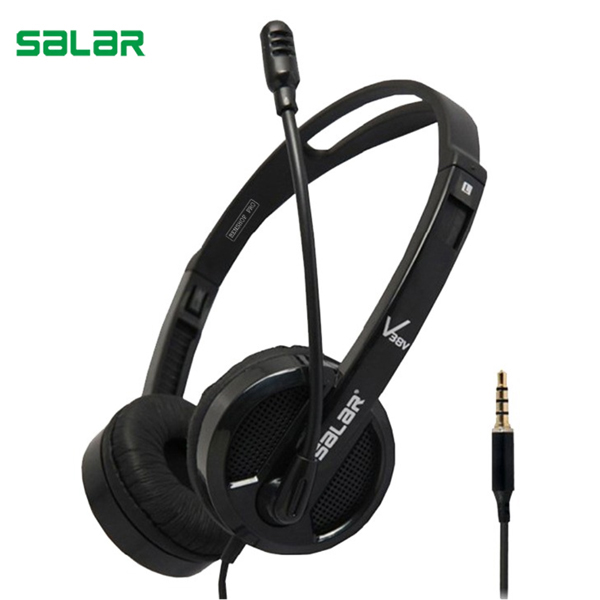 Headphone Salar V38 / 3.5mm