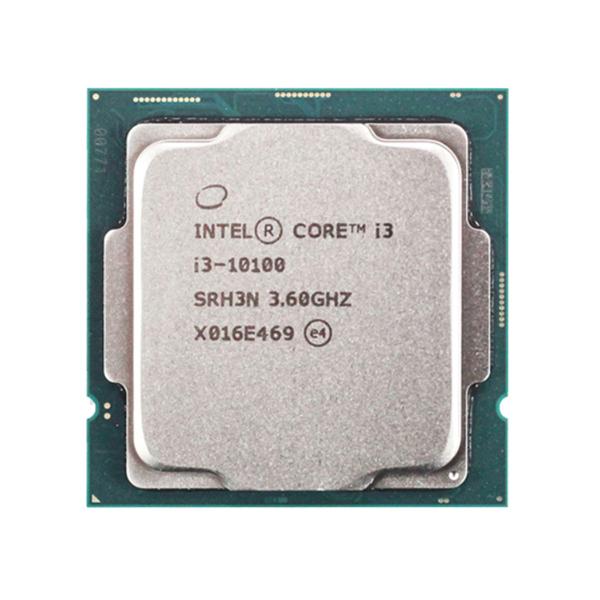 Intel® Core™ i3-10100 3.6Ghz(Tubor 4.3Ghz) / 4 cores - 8 threads / LGA1200 / 10th-Gen (TRAY)