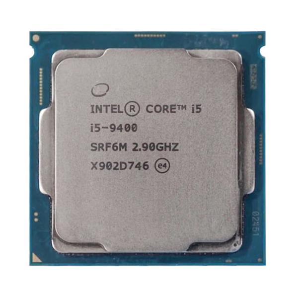 Intel® Core™ i5-9400 2.9Ghz(Tubor 4.1Ghz) / 6 cores - 6 threads / LGA1151v2 / 9th-Gen (TRAY)
