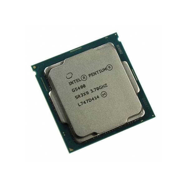 Intel® Pentium™ G5400 3.7Ghz / 2 cores - 4 threads / LGA1151v2 / 8th-Gen